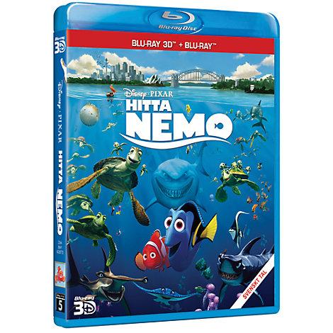 Hitta Nemo 3D Blu-Ray