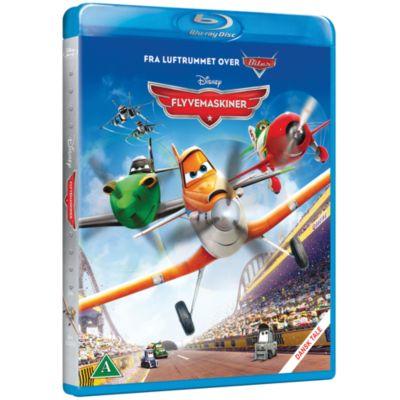 Flyvemaskiner Blu-Ray