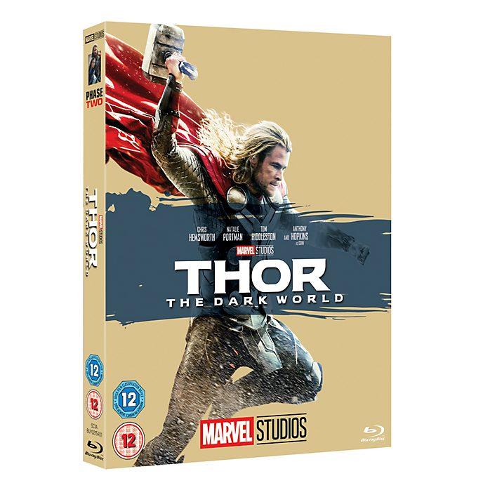 Marvel's THOR: The Dark World Blu-ray
