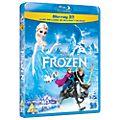 Frozen: El Reino del Hielo 3D Blu-Ray