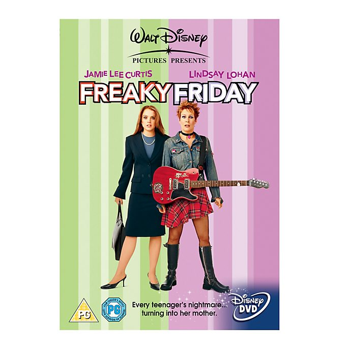 Freaky Friday (2003) DVD