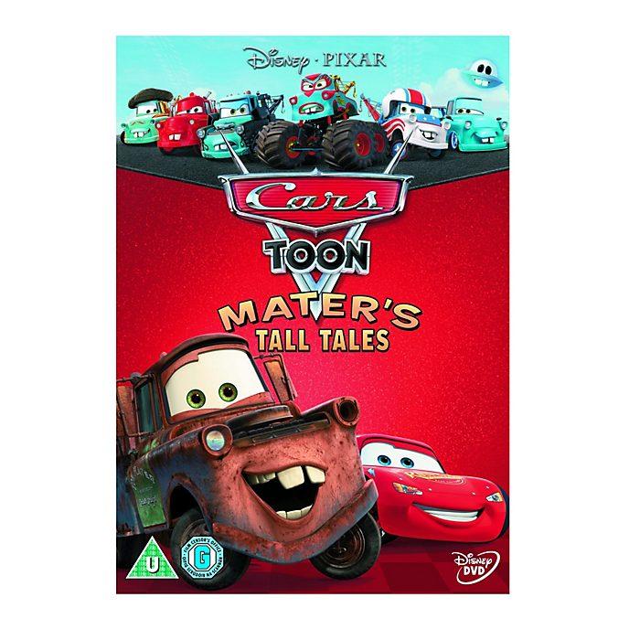 Disney Pixar Cars Toon: Mater's Tall Tales DVD