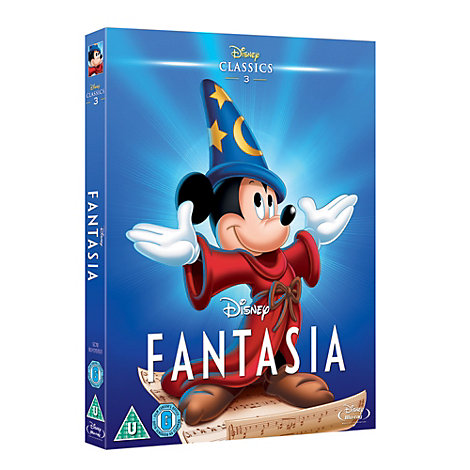 Fantasia Platinum Edition Blu-ray