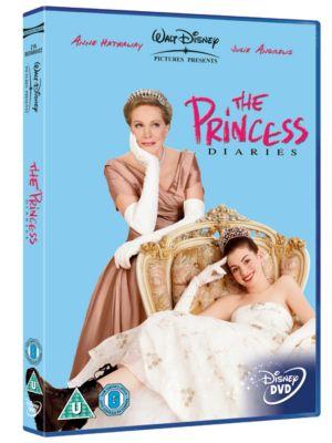 Disney Princess Diaries DVD