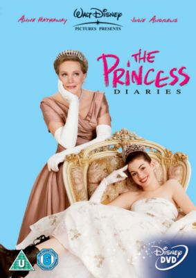 Disney Princess Diaries DVD