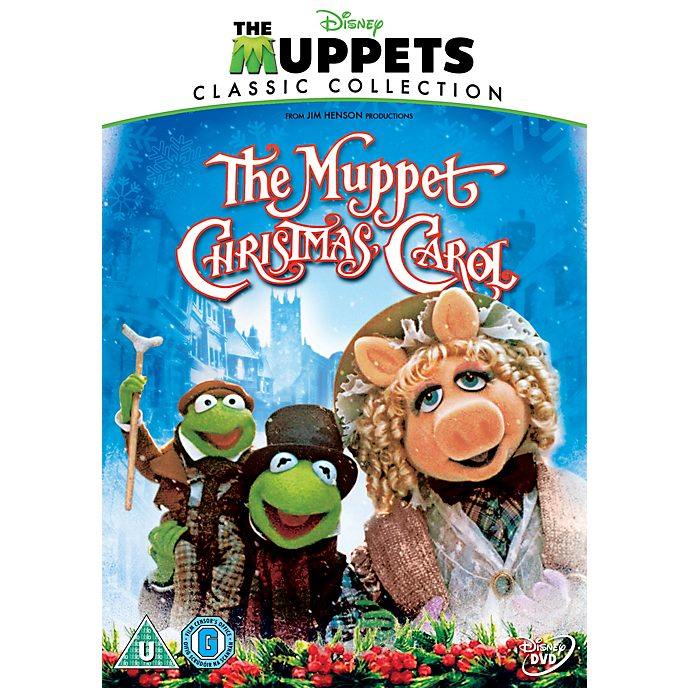 A Muppet Christmas Carol: Muppets Christmas Carol Special Edition DVD
