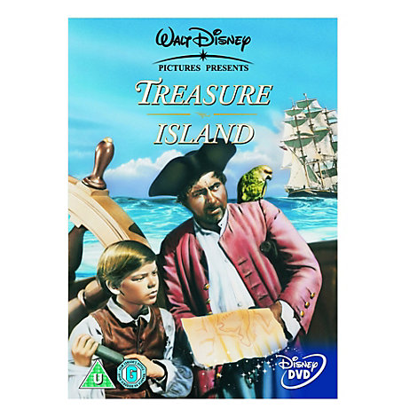 Treasure Island (1950) DVD