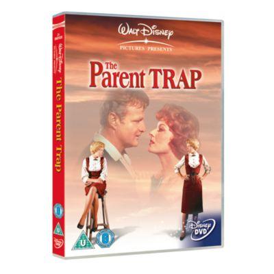 The Parent Trap (1961) DVD