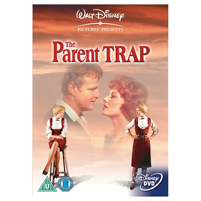 The Parent Trap (1961) DVD