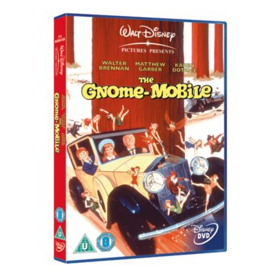 The Gnomemobile DVD