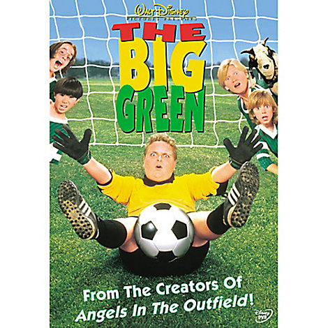 The Big Green DVD