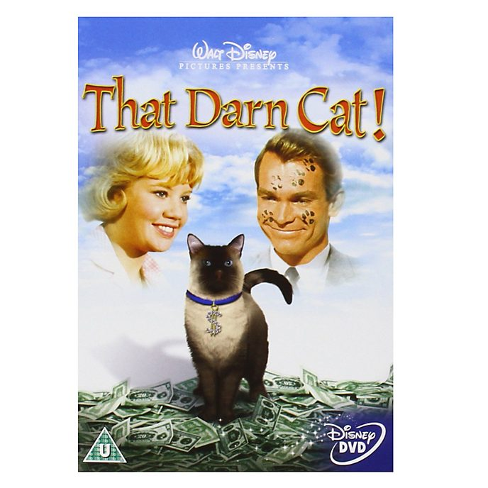 That Darn Cat (1965) DVD