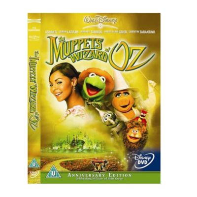Muppets Wizard of Oz DVD