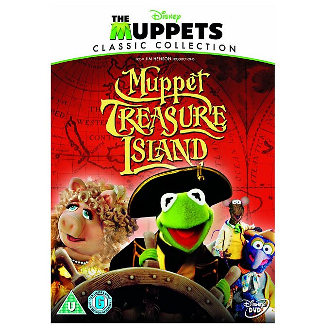 Muppets Treasure Island Special Edition DVD
