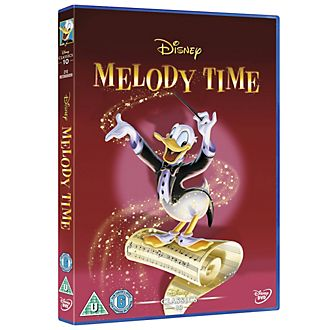 Melody Time DVD