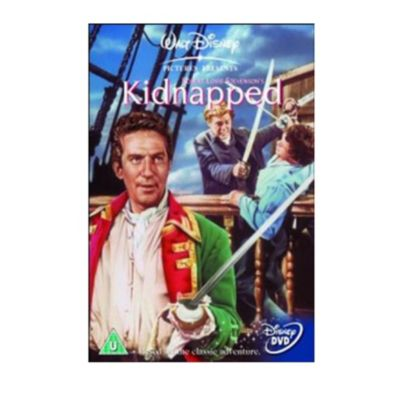 Kidnapped DVD