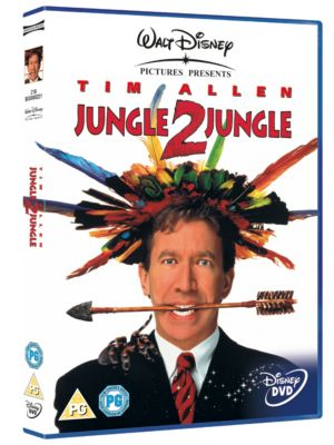 Jungle 2 Jungle DVD