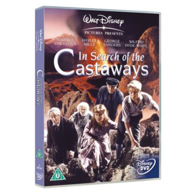In Search of Castaways DVD