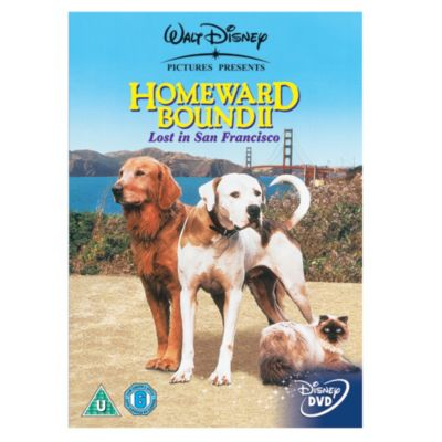 Homeward Bound 2 DVD