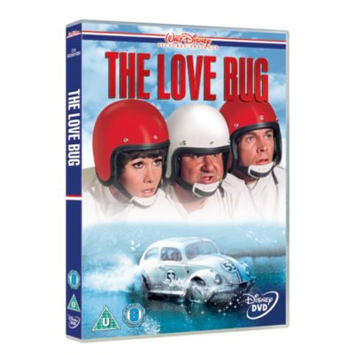 Herbie: The Love Bug DVD
