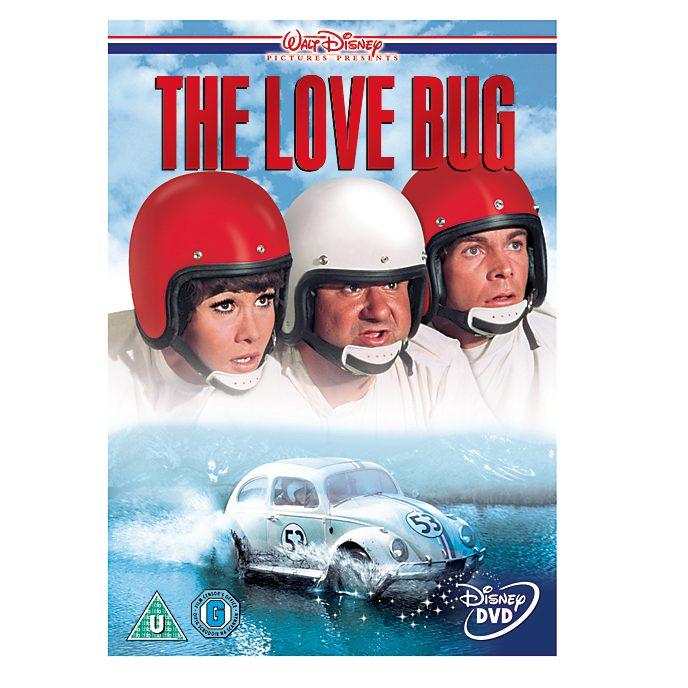 Herbie: The Love Bug DVD