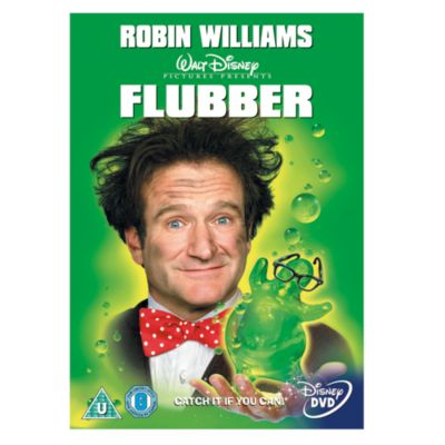 Flubber DVD