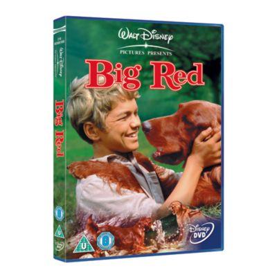 Big Red DVD