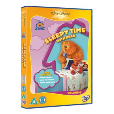Bear In The Big Blue House - Sleepy Time with Bear DVD