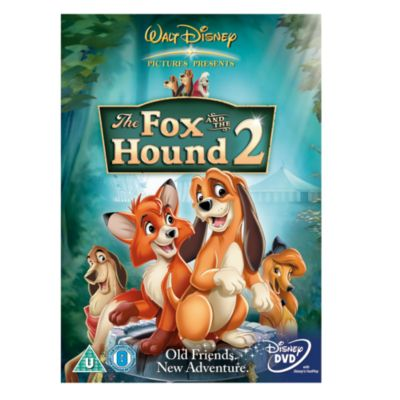 Fox and the Hound 2 DVD