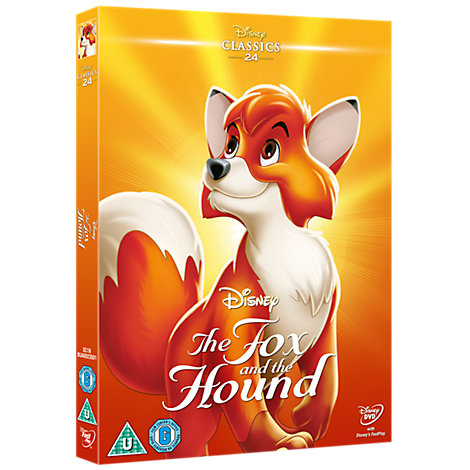 Fox and the Hound Special Edition DVD