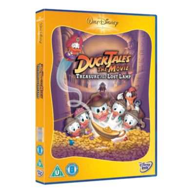 Ducktales - Treasure of the Lost Lamp DVD