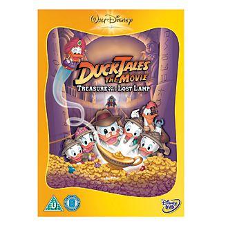 Ducktales - Treasure of the Lost Lamp DVD