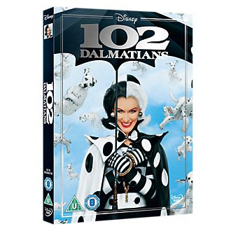 102 Dalmatians (Live Action) DVD
