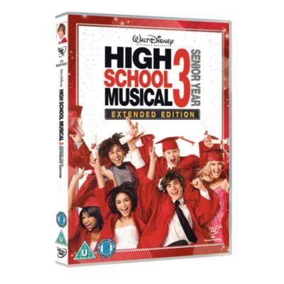 High School Musical 3 DVD