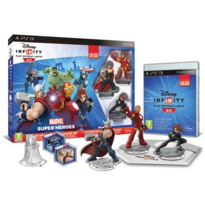 Disney INFINITY 2.0 - Starter-Set für PlayStation 3