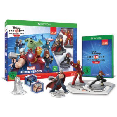 Disney INFINITY 2.0 - Starter-Set für Xbox 1