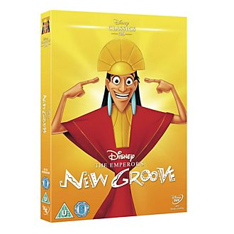 Emperor's New Groove DVD