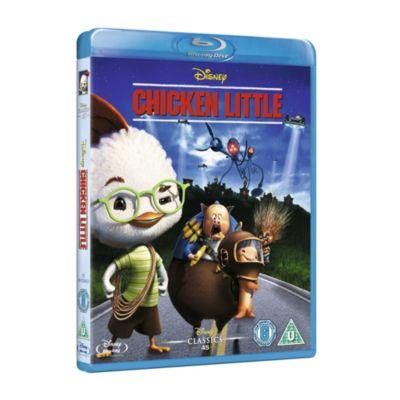 Chicken Little Blu-ray