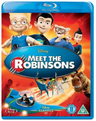 Meet the Robinsons Blu-ray