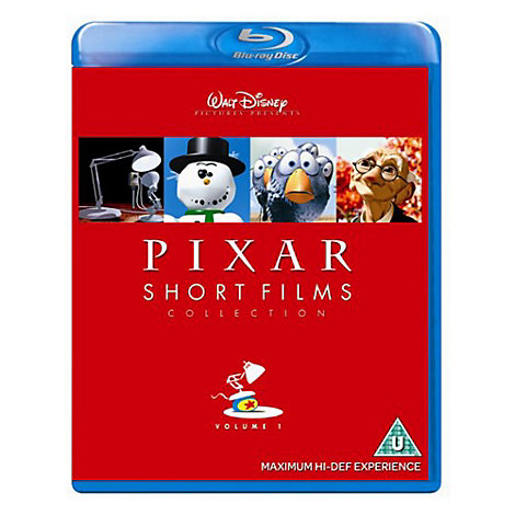 Pixar Short Films Collection Blu-ray
