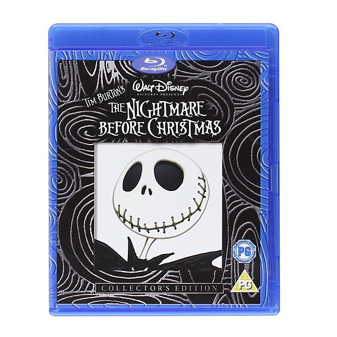 Tim Burton's The Nightmare Before Christmas Blu-ray