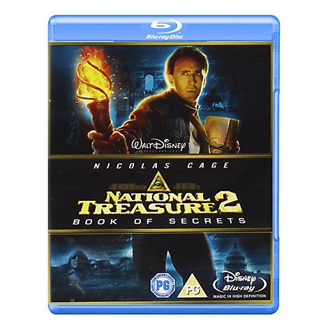 National Treasure 2: Book of Secrets Blu-ray