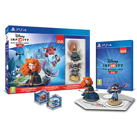 Disney INFINITY 2.0 Toy Box For PlayStation 4