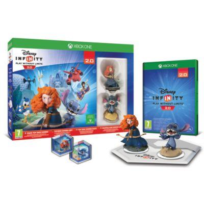 Disney Infinity 2.0: Toybox Combo-Set für Xbox 1