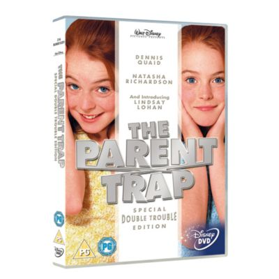 The Parent Trap (1998) DVD