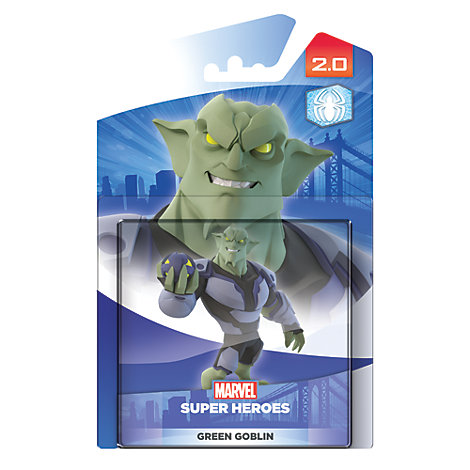 INF 2 IGP GREEN GOBLIN IT