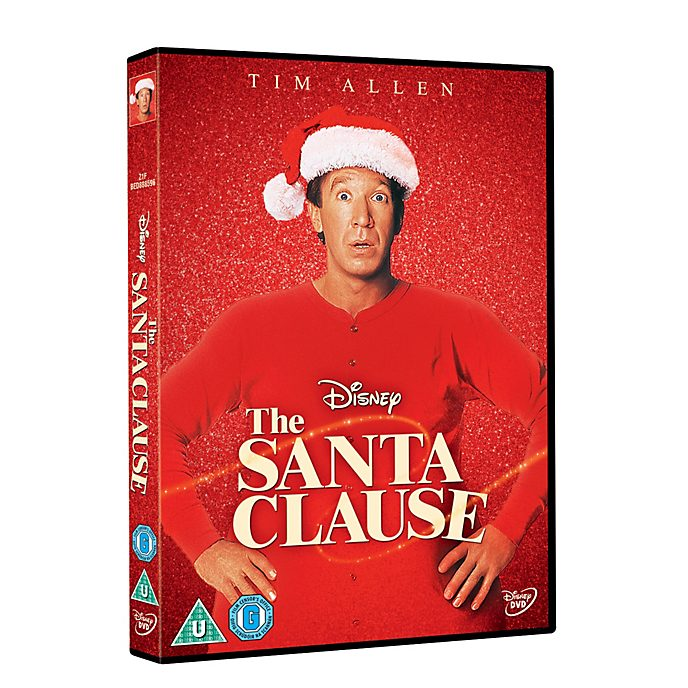 The Santa Clause DVD
