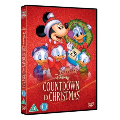 Countdown to Christmas DVD