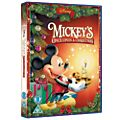 Mickey's Once Upon a Christmas DVD