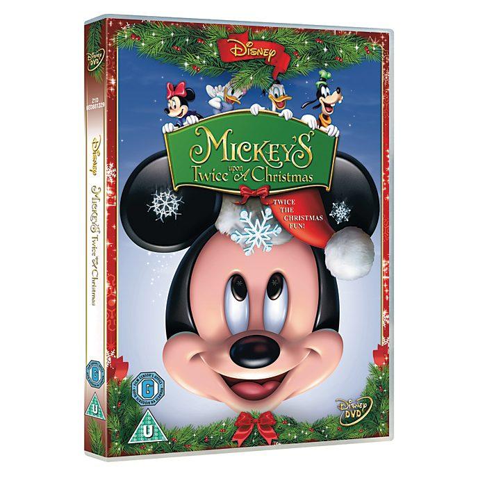 Mickeys Twice Upon A Christmas.Mickey S Twice Upon A Christmas Dvd